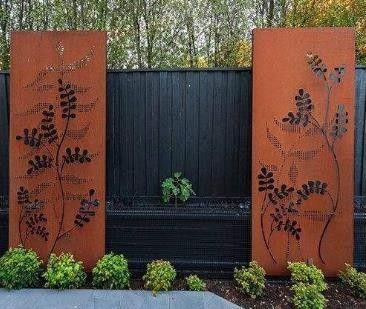 巢湖红锈板花池主要功能与优势