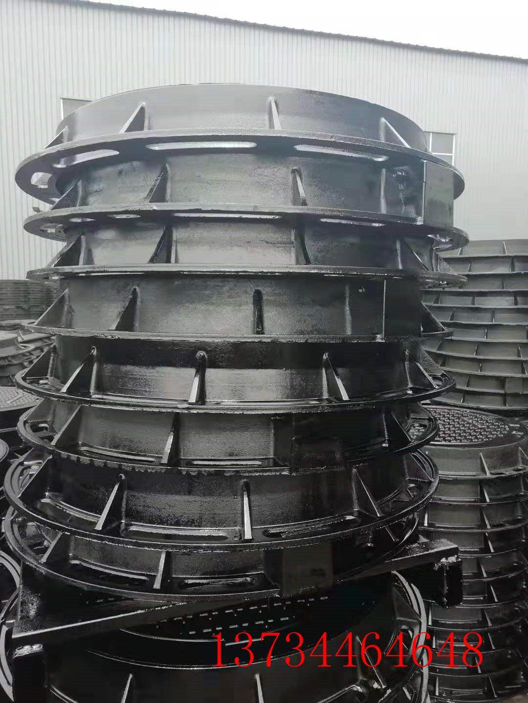 重型球墨铸铁井盖厂家日喀则桑珠孜有实体