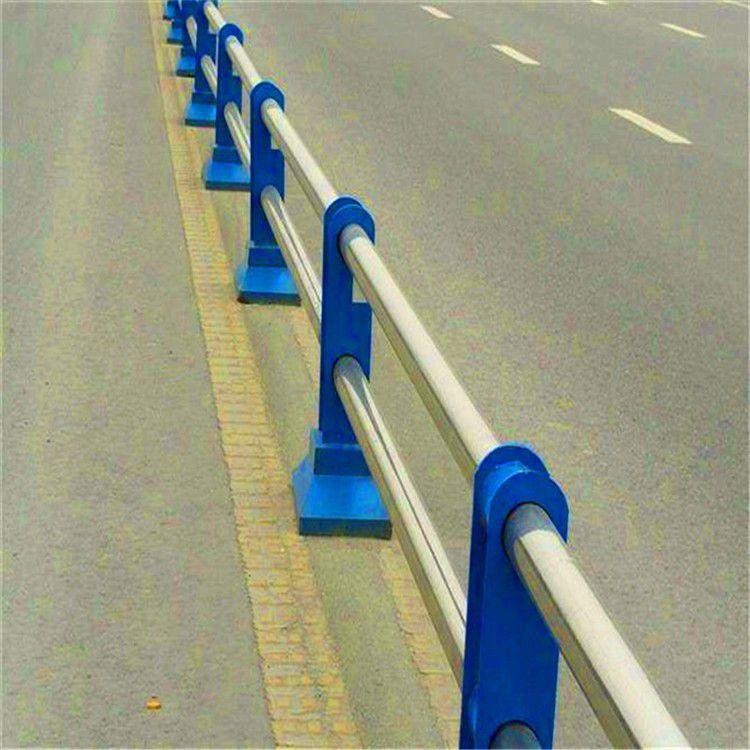 河道欄桿道路護欄生產廠家價格看漲
