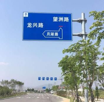 贛州尋烏縣道路標志桿加工廠家品質改善