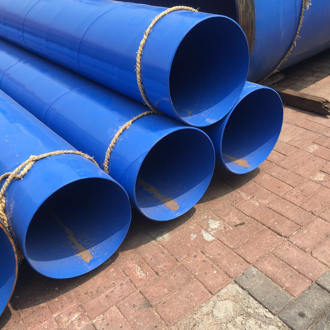 新余3PE防腐钢管厂家