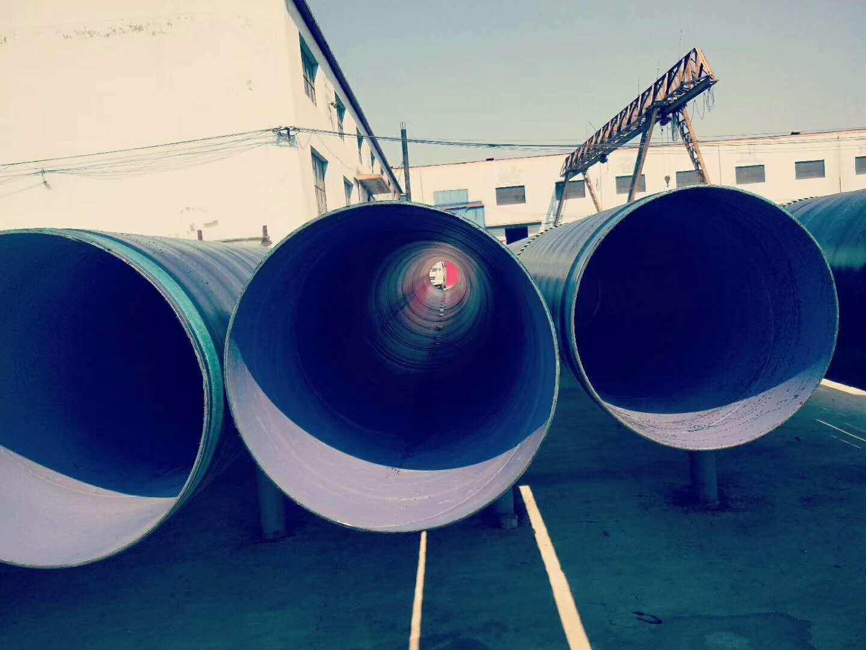 西宁环氧煤沥青防腐螺旋钢管价格