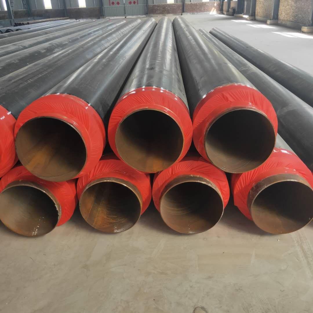 黄夹克保温钢管厂家3PE防腐钢管厂家价格