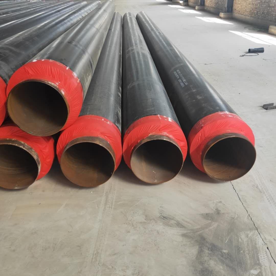 聚氨酯熱力管道環氧煤瀝青防腐螺旋鋼管廠家