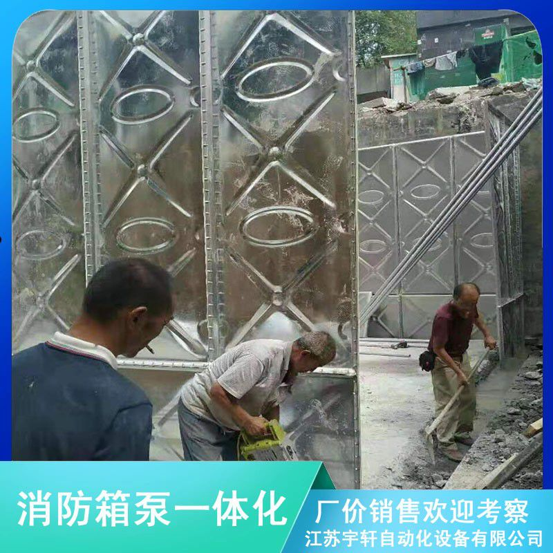 天津地埋式箱泵一体化厂家赞不绝口