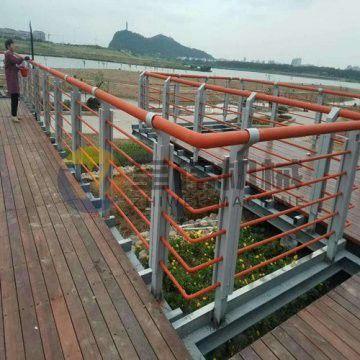 江南不銹鋼景觀護欄生產廠家