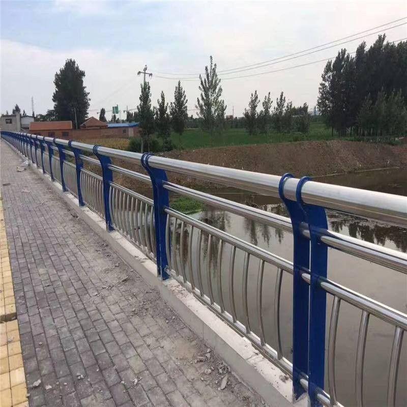 广西景观桥梁护栏厂家批发