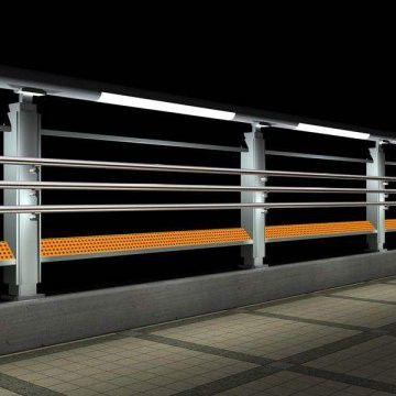 蘭州橋梁防撞護欄廠家促銷