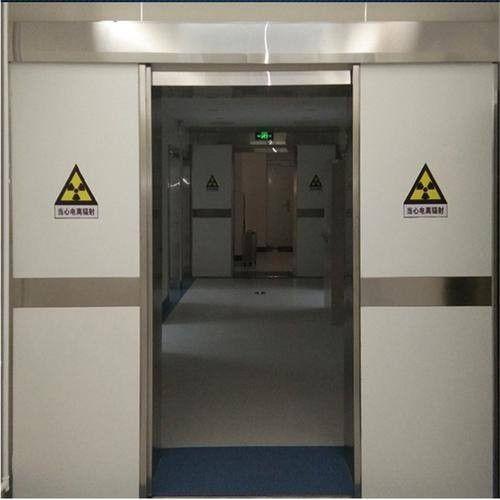 武陵電動防輻射鉛門產品的選擇和使用秘籍