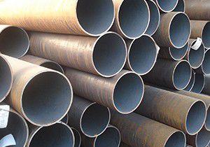 耐候焊管16mn焊管切割