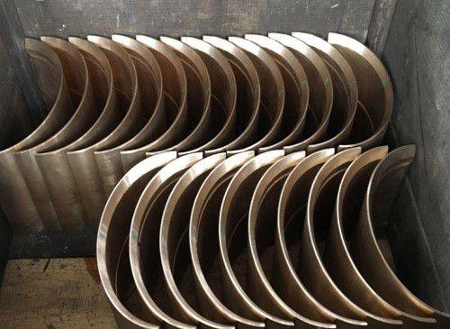 邯郸烤包器铜套质量检验报告