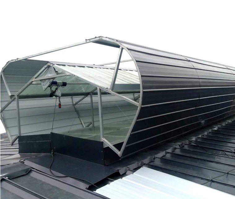 玉溪地下通风天窗应用注意事项