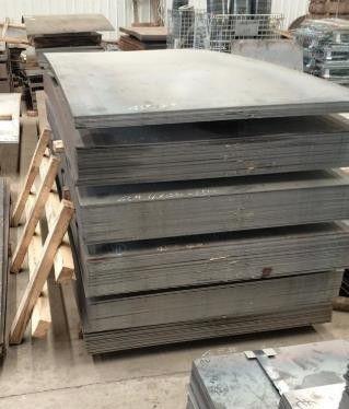 海西日标型钢产业发展