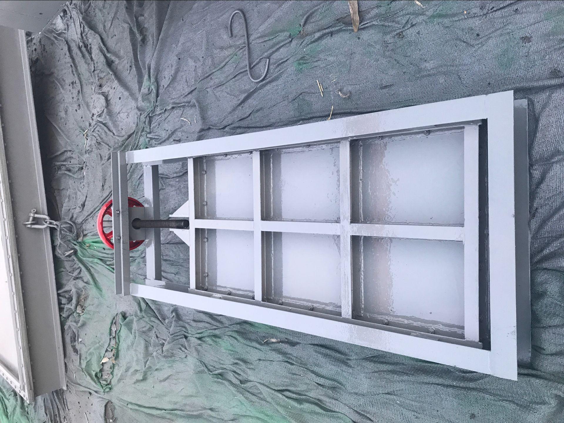 机闸一体钢制闸门双向钢制闸门假一赔万