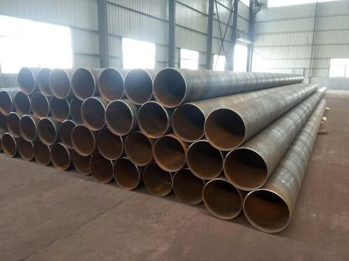 东兴Q235直缝焊管占地面积