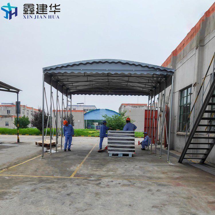 密云县大排档雨棚均可上门安装