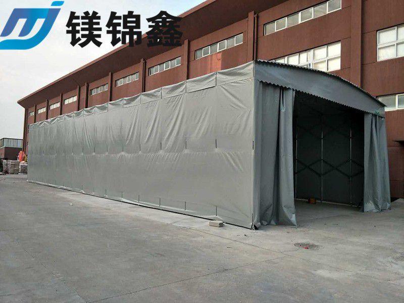 咸安区电动活动雨棚均可上门安装
