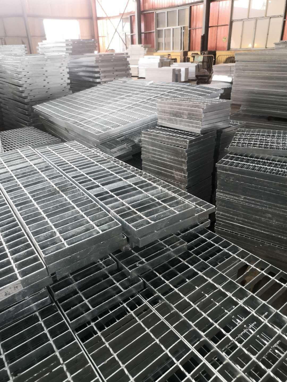 济南平台钢格板厂家
