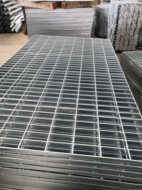 攀枝花扇形热镀锌钢格板规格