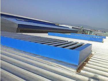 潜江坡型钢制屋面通风设备专业企业