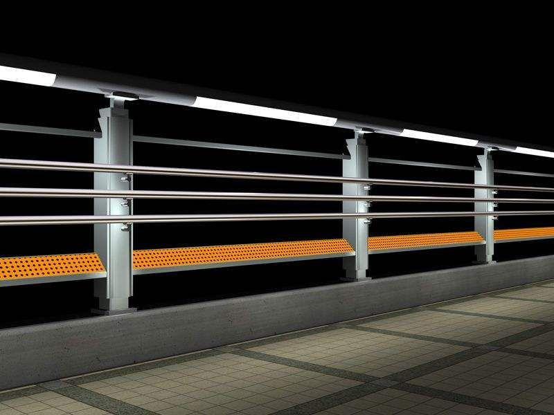 淮安河道护栏产品的常见用处
