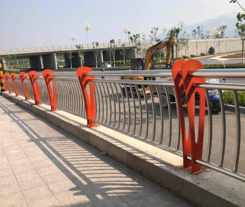 崂山不锈钢复合管护栏方案定制
