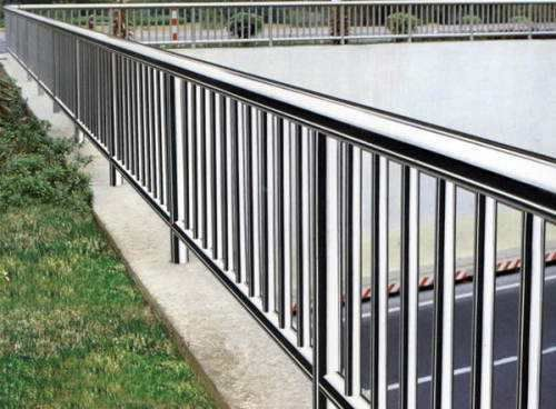 武冈不锈钢复合管栏杆品质文件
