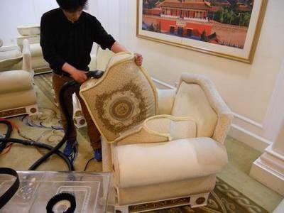 北京广宁沙发座椅清洗前景如何