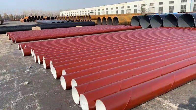 江宁三油两布防腐钢管大型厂家批发