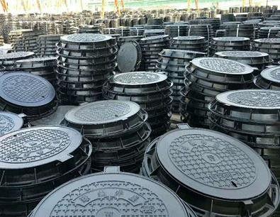 烟台铸铁井盖产品分类相关知识
