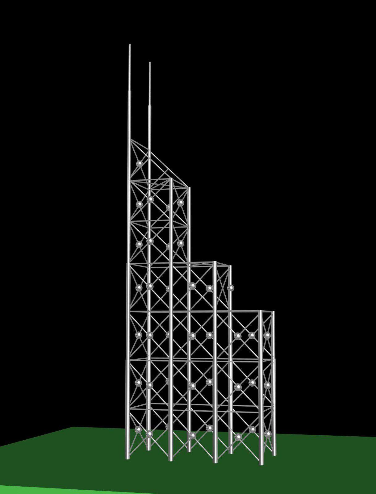 羅湖獨立式避雷針效益凸顯
