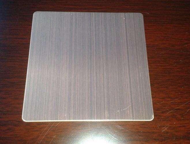鄭州不銹鋼花紋板品質提升