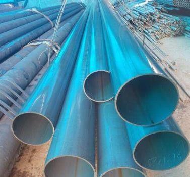 威海酸洗鈍化加工無縫鋼管高價值