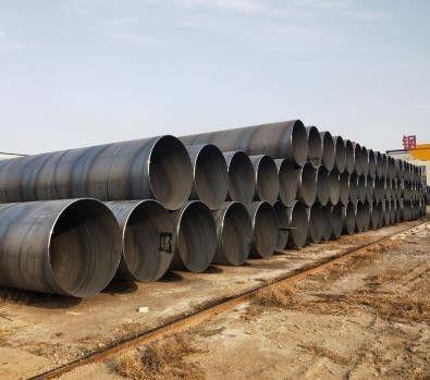 平頂山螺旋鋼管近期行業動態