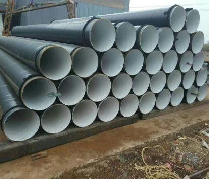泉州三油兩布螺旋鋼管報價保持平穩