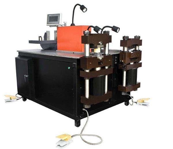 高平多功能母线机应用流程