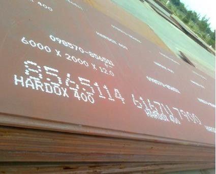 西双版纳瑞典hardox500耐磨钢板品