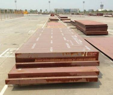 兴安进口耐磨钢板产品的选择常识