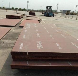 喀什进口500耐磨钢板促销