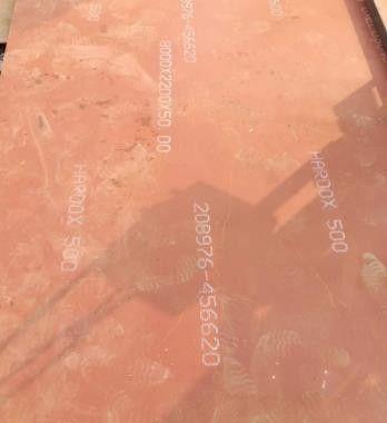 石河子进口500耐磨钢板高价值