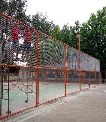 甘南运动球场围网型号