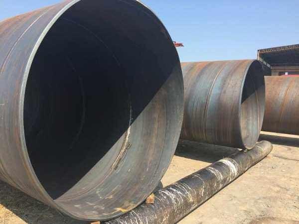 汉源l245螺旋管行业内的集中竞争态势