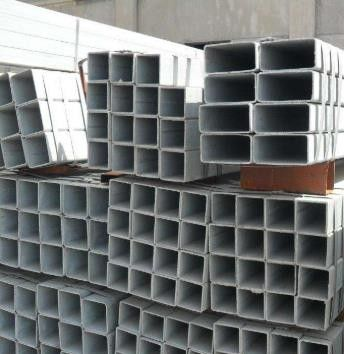 威海Q345C热镀锌方管报价保持平稳