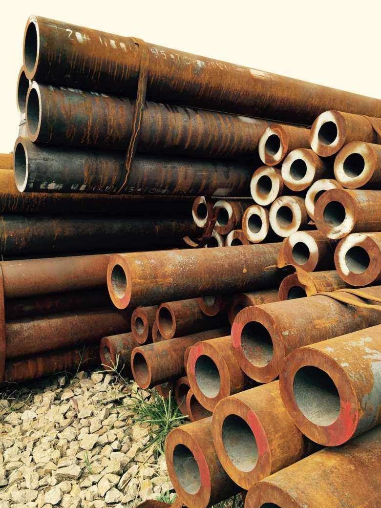 重庆42crmo无缝钢管质量检验报告