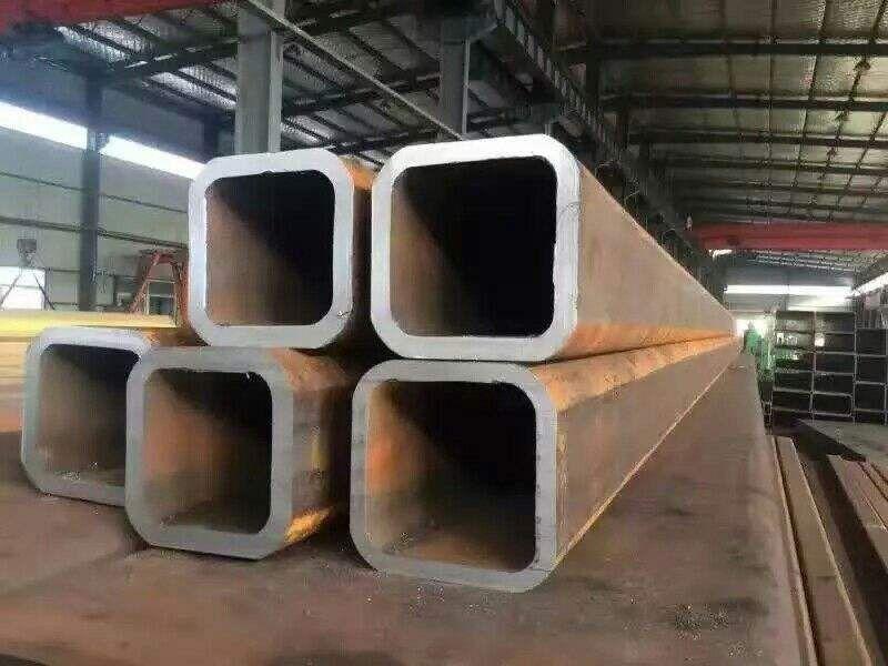 丹东镀锌矩形方管厂专业销售