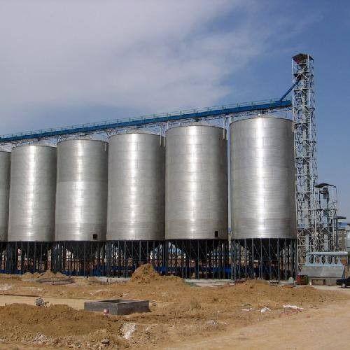 吉林钢板仓升级改造产品调查