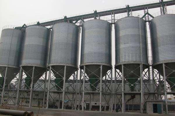 吉安十萬噸鋼板倉產品品質對比和選擇方式