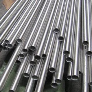 漠河45#精密钢管生产流程