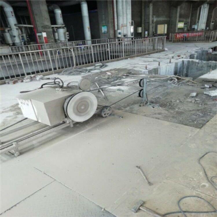 济宁鱼台县高速公路防撞墙切割期待与您的合