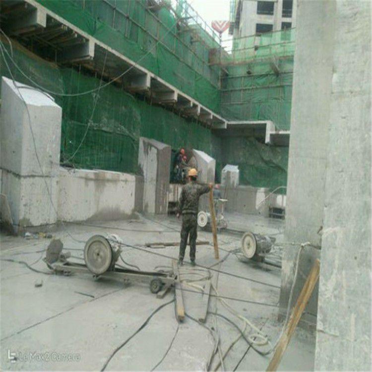 娄底混凝土路面切割分析项目
